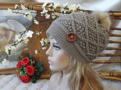 Knit Women Hat