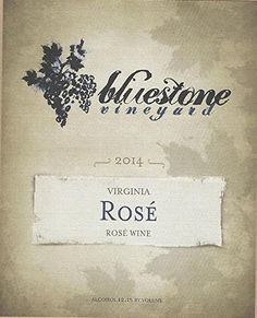2014 Bluestone Vineyard Rosé 750 mL *** Learn more by visiting the image link.