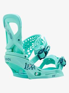 The original women's binding remains our team's most popular pick, offering pro-caliber control for dominating the entire mountain. Offering legendary freestyle performance, it's no wonder the Lexa is