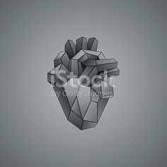 polygonal-gray-human-heart-abstract-vector-realistic-anatomical-vector-id639853162 (416×416)