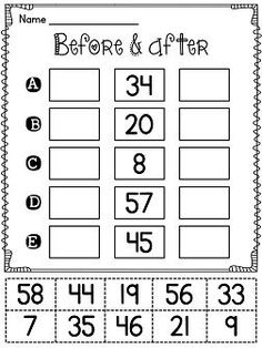 113 best comparing and ordering numbers activities for first grade first grade math unit 2 number sense part part whole number bonds and more ibookread PDF