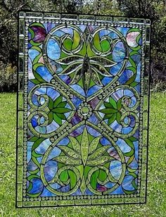 Stained Glass Window, really pretty