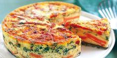 Zöldségtorta, ha valami könnyűre vágysz! - Praktikus Háziasszonyok