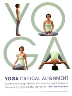 This illustrated yoga guide is just what any yogy needs to discover new poses, release tension, and create a new balanced alignment.