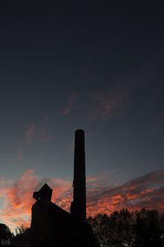 Sunrise on Ruins