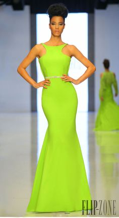 Fouad Sarkis - Couture - Spring-summer 2014 -