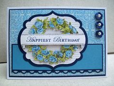 Apothecary Blues...Labels Collection Framelits