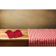 guanto da forno cucina colors rosso magie di casa