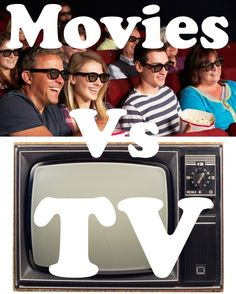 Movies vs. TV Shows
