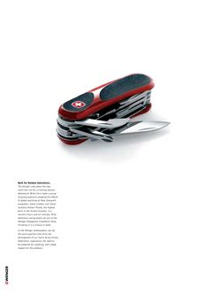 Wenger Swiss Army Knife Catalog Page 2009 - 2010 Wenger Swiss Army Knife, Knifes, Edc, Catalog, Awesome, Knives, Brochures, Knife Making, Every Day Carry