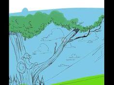 "A 20 minute snapshot of today's Daily cartoon, ""Happy Earth Day"". Daily Cartoons, Happy Earth, Earth Day, Artwork, Work Of Art, Auguste Rodin Artwork, Artworks, Illustrators"