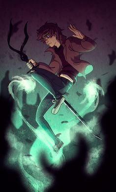 Nico di Angelo. I think I have pinned this a few times... meh who cares I love nico!