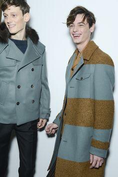 Preview | 10 Magazine... men's coat
