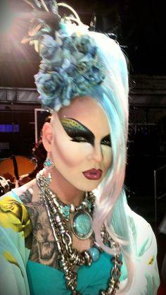 Nina Flowers - Season 1 RuPaul's Drag Race - runner up