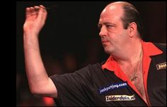 Ted Hankey let's play darts