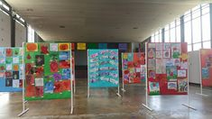 PVC Art Show Panels