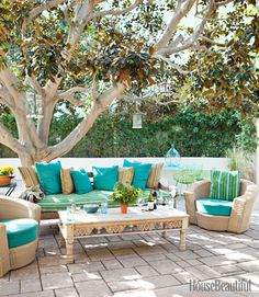 Outdoor Spaces: Ideas for Accessorizing Patios and Porches