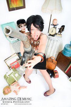 Super fun ALLEY OOP VINTAGE promo shot!!!   Courtesy of Amazing DJ Photography:    http://www.facebook.com/amazingdjmusic