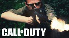 Call of Duty in real life (short action film)