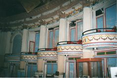 Orpheum Theatre (Before Restoration): Champaign, IL (2001) by Onasill, via Flickr