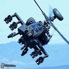 Apache, militärischer Hubschrauber