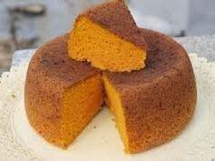 Mis tartas con encanto: Bizcocho de calabaza, jengibre y canela