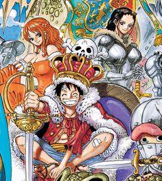 Straw hats - One Piece
