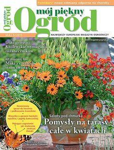 Mój Piękny Ogród - maj 2015 - okładka