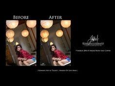 'Komang Ayu' Speed Art Retouch | Photoshop CC - YouTube || Blurry Version