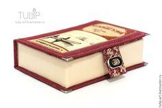 Клатч-книга своими руками: мастер-класс - Ярмарка Мастеров - ручная работа, handmade