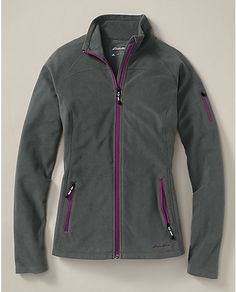 Too bad this isn't available until 2/28. Cloud Layer® Pro Fleece Full-Zip Jacket | Eddie Bauer