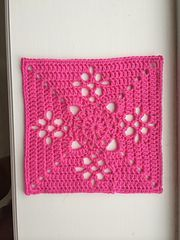 This is a free download from Ravelry: Victorian Lattice Square pattern by Destany Wymore