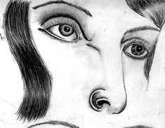 """Check out new work on my @Behance portfolio: """"Ilustración de rostro - Face illustration"""" http://be.net/gallery/49520379/Ilustracion-de-rostro-Face-illustration"""