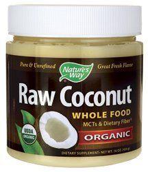 Nature's Way Raw Coconut Organic -- 16 oz, http://www.amazon.com/dp/B00EQXK4HQ/ref=cm_sw_r_pi_awdl_Zt55ub1GMVVMJ
