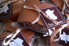 embalagens para Brownies