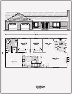 10 Design Your House Floor Plan Online Free In 2020 Ranch House Plans Ranch Home Floor Plans House Plans