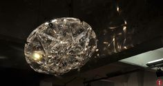 Diamant -  Reflector  Superstudio - Tortona - Milano  by CAI-Light