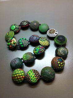 pebbles, green side