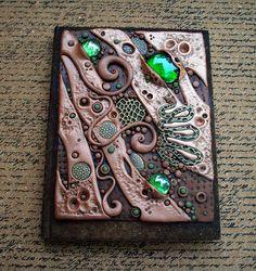 Custom Journal by MandarinMoon, via Flickr - as always, fabulous!