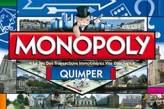 Monopoly - Quimper - #madeinfinistere
