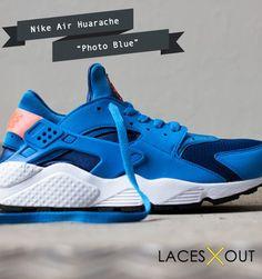 Nike-Air-Huarache-Photo-Blue