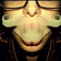 Smoke Mustache