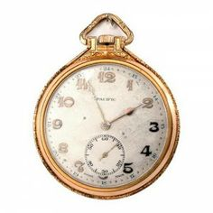 [POCKET WATCH]PACIPIC