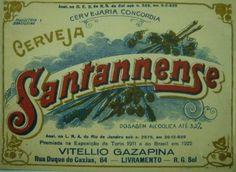 Cervejaria Gazapina - Cerveja Santanense (Santana do Livramento/RS)