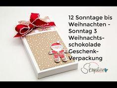 12 Sonntage bis Weihnachten 2016 -  Sonntag 2 Weihnachstsschokoladenverp...