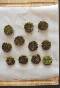 Healthy Falafel Recipe #minimalistbaker