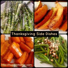 Vegetarian Thanksgiving Side Dishes