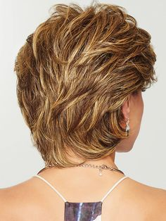 Wear this heat friendly synthetic wig for easy styling! Gratitude by Eva Gabor Wigs is a comfortable wig choice for women with hair loss. Girl Short Hair, Short Hair Cuts, Pixie Cuts, Trending Hairstyles, Braided Hairstyles, Gabor Wigs, Women Haircuts Long, Pixie Haircuts, Pixie Hairstyles