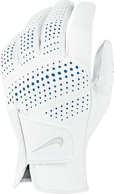 new styles 1fe85 f1779 Constructed using a high quality combination of materials this mens tour  classic II golf glove by Nike will provide you with a soft feel, excellent  fit, ...