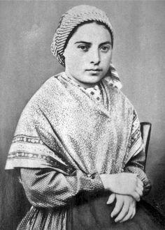 st bernadette | St. Bernadette Soubirous